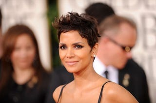 Oscar winner Halle Berry will not play Aretha Franklin.