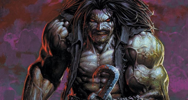 Illustration for article titled The Long-Dead Lobo Movie Was Just Resurrected By the Writer of Wonder Woman