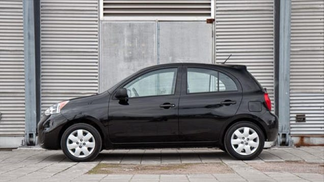 2015 Nissan Micra S All Of My Wants So Good To Be A