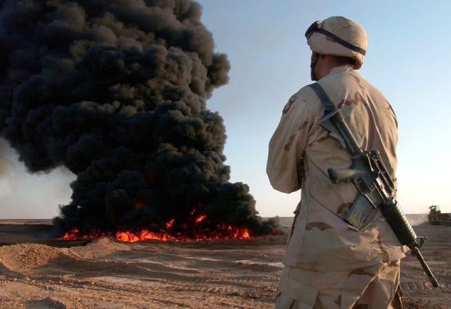 What the Iraq War Can Teach the Climate Movement