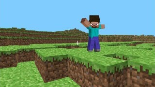 Illustration for article titled 'Minecraft Guy' Isn't Supposed to Be a Guy—or a Girl, Says Game's Creator