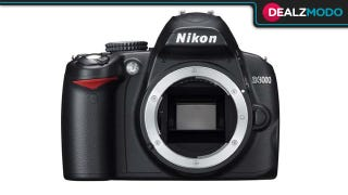 Illustration for article titled This Beginner's DSLR Is Your Deal of the Day