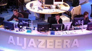 Illustration for article titled Obama Recommends Al Jazeera, Though Most Americans Can't Watch It