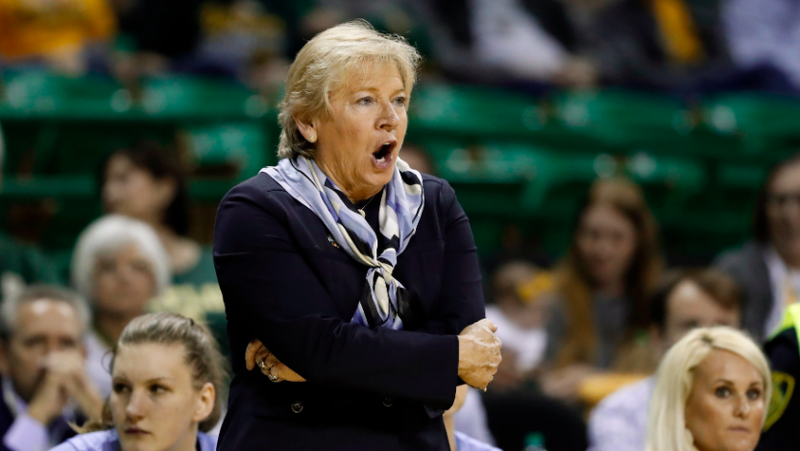 Illustration for article titled UNC Basketball Coach Sylvia Hatchell, Who Sounds Like A Real Nightmare, Resigns After Investigation