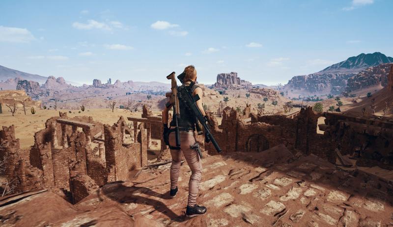 game battlegrounds