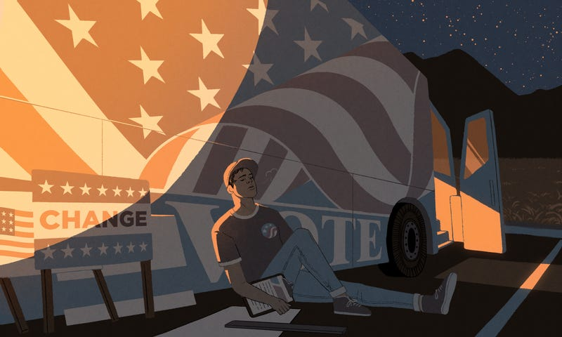Illustration for article titled America's Overworked and Underpaid Campaign Staffers Are Unionizing