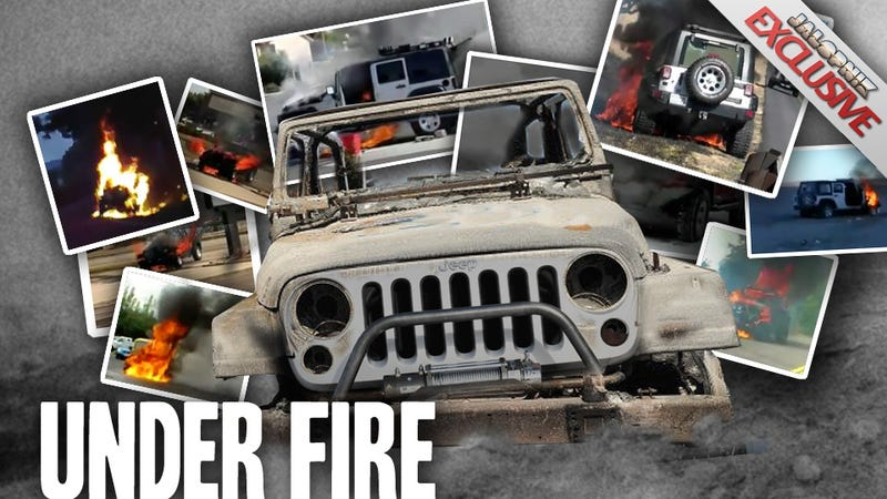 Illustration for article titled EXCLUSIVE: NHTSA To Launch Jeep Wrangler Fire Investigation