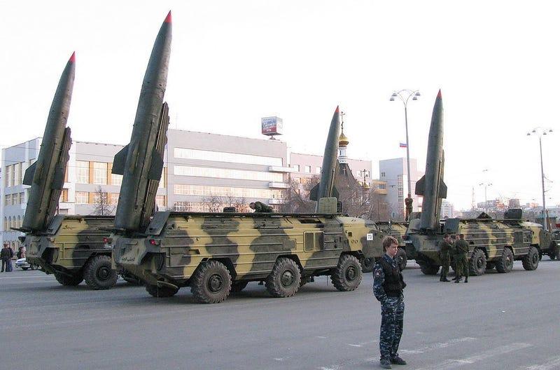 Illustration for article titled Ukrajna ballisztikus rakétákkal lőtte a lázadókat. Vagy mégsem?