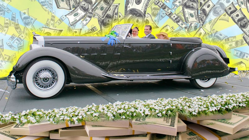 Illustration for article titled How To Survive Pebble Beach: A Guide To America's Richest Car Show