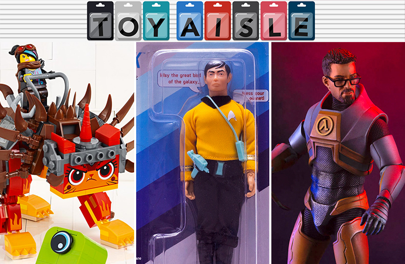 Illustration for article titled Mego Makes a Nostalgic Return, and More of the Best Toys of the Week