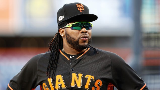 Why Does Johnny Cueto Always Keep His Shirt On In The Pool?