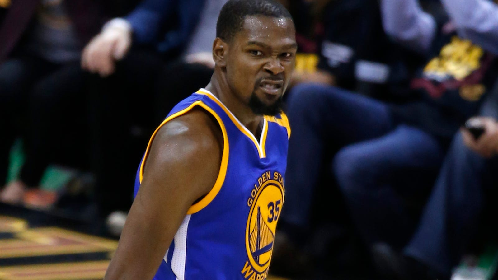 Kevin Durant Was Built For This All Along