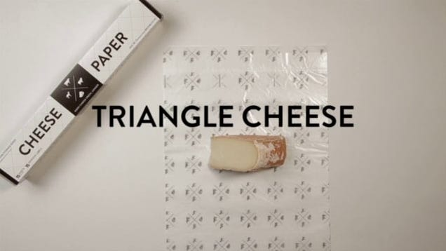 These Videos Show the Best Way to Wrap Cheese