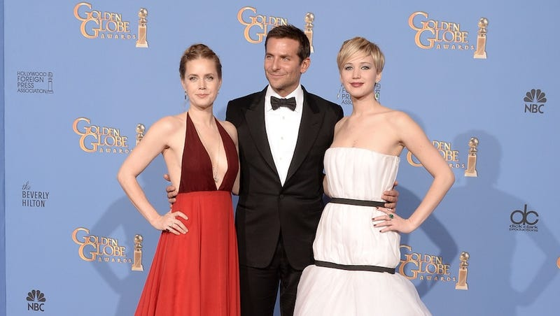 Illustration for article titled Bradley Cooper Will Team Up With His Female Co-Stars to Negotiate Pay