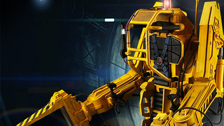 Illustration for article titled This Aliens Power Loader Is Sadly Not Life Sized, But It Is Massive
