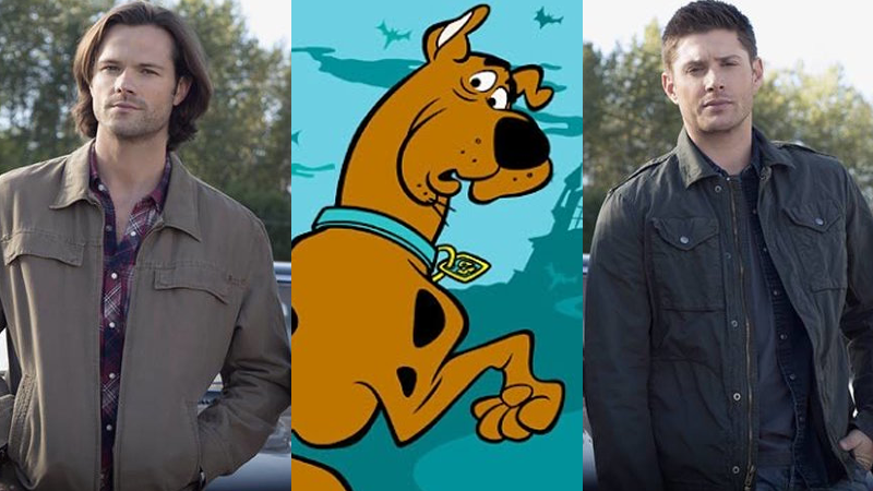 'Supernatural' is doing a Scooby Doo crossover episode-yes, really