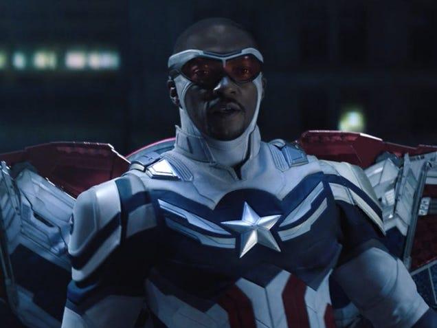 Anthony Mackie Talks Black Panther s Legacy and Traveling to Wakanda