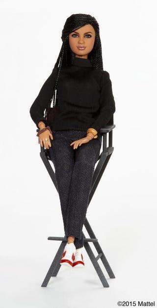 Ava DuVernay BarbieMattel