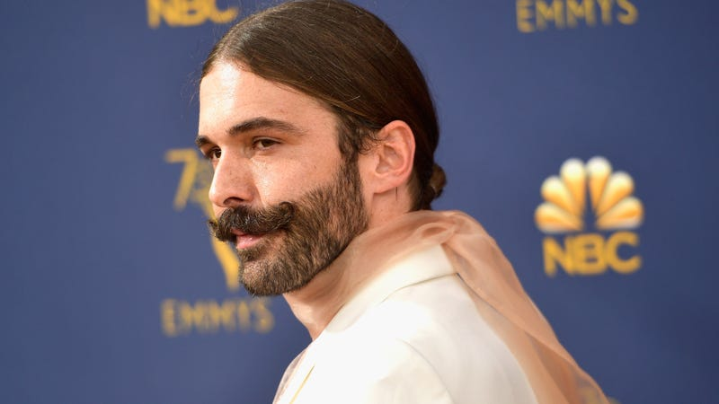 If he's looking for other reboots to do, Jonathan Van Ness could be the new Red Baron