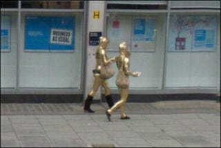 Illustration for article titled Brits Surprised By Candids On Google Street View, Force Image Take-downs