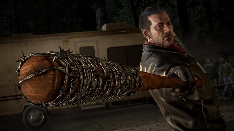 Tekken 7 Veteran Doesn't See A Future With The Walking Dead's Negan