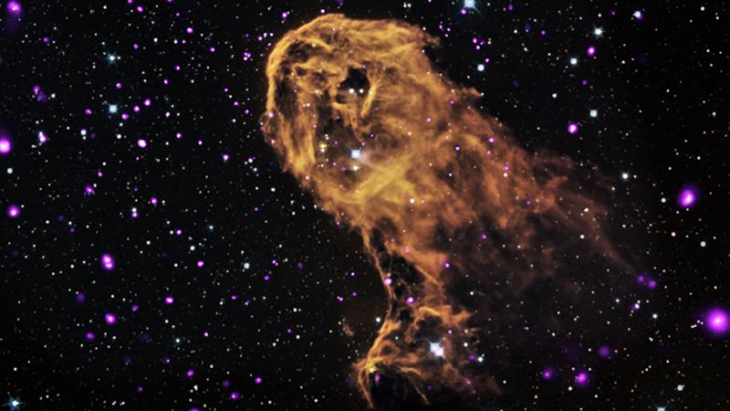 La NASA publica 8 nuevas imágenes del Universo nunca vistas antes