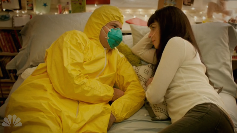 Illustration for article titled The Sad Teen Death Movie Is a Lot Less Romantic with Ebola