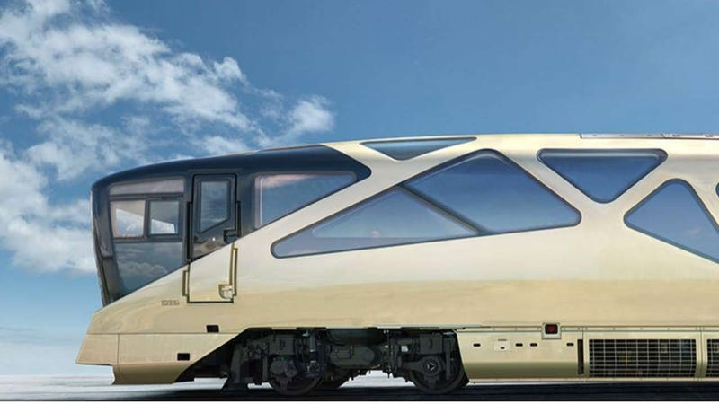 Illustration for article titled This New Luxury Sleeper Train In Japan Is Beautiful And Insane
