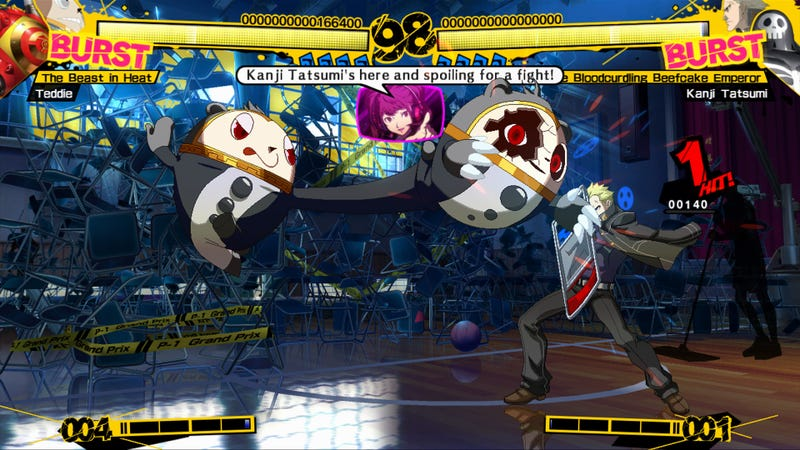 Illustration for article titled Persona 4 Arena Plays as Good as It Looks, But I Don't