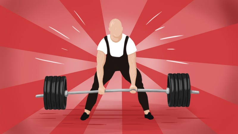 Illustration for article titled Why Deadlifts Are Worth the Hype, and How to Do Them Safely