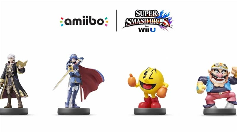 Illustration for article titled New Wave Of Amiibo Coming Soon
