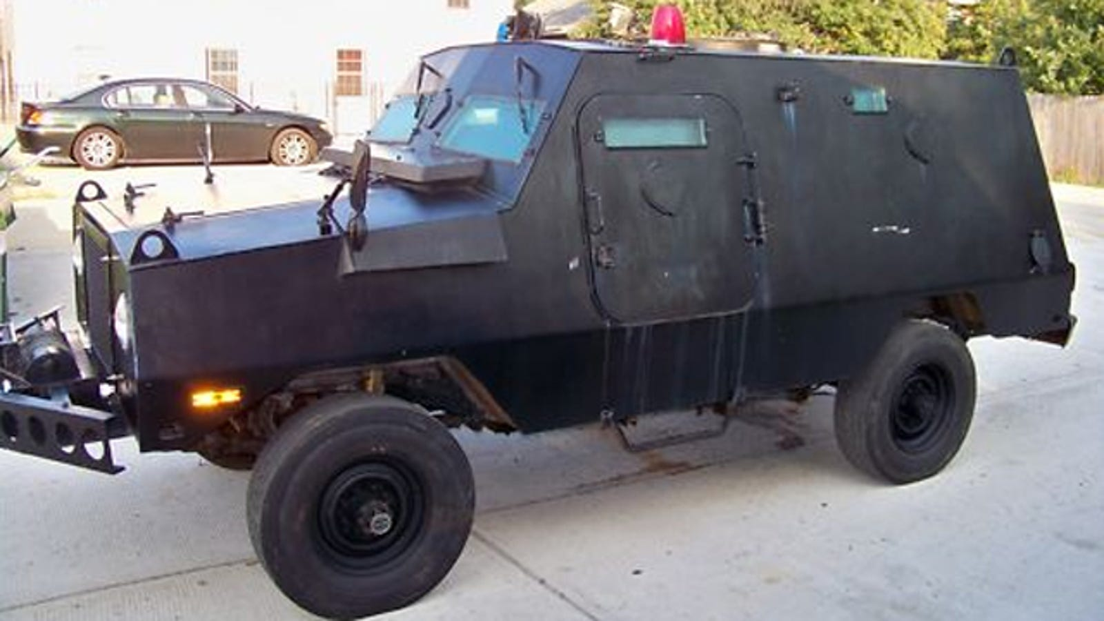 Armored Truck For Sale Craigslist >> Nine Reasons To Purchase This Awesome Armored Vehicle Currently On Ebay