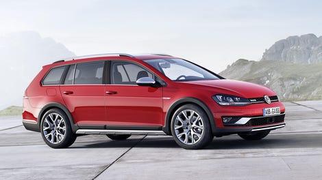 The 2017 Volkswagen Alltrack Is Best Golf For Family Yet