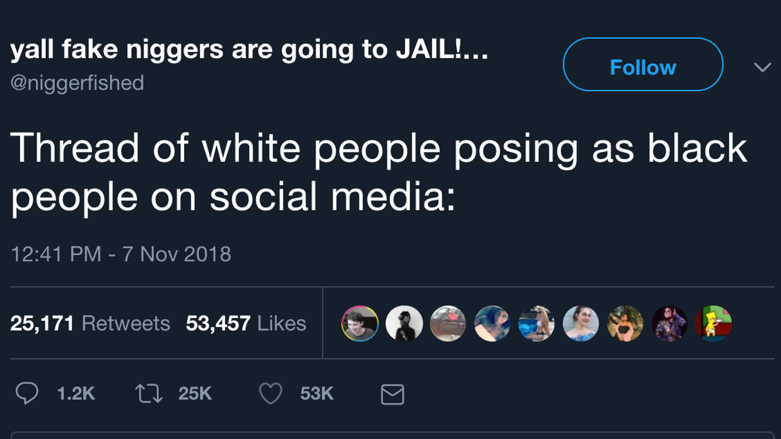 4ee6e86ac425b A Twitter Account Is Outing White People Who Pretend to Be Black and It s  Hilarious