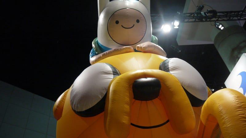 Illustration for article titled E3 2012? No Sir, It's Adventure Time