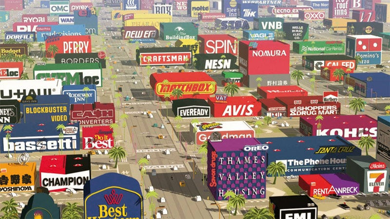 Illustration for article titled How Many Game Logos Can You Spot In This Oscar Nominated Short?