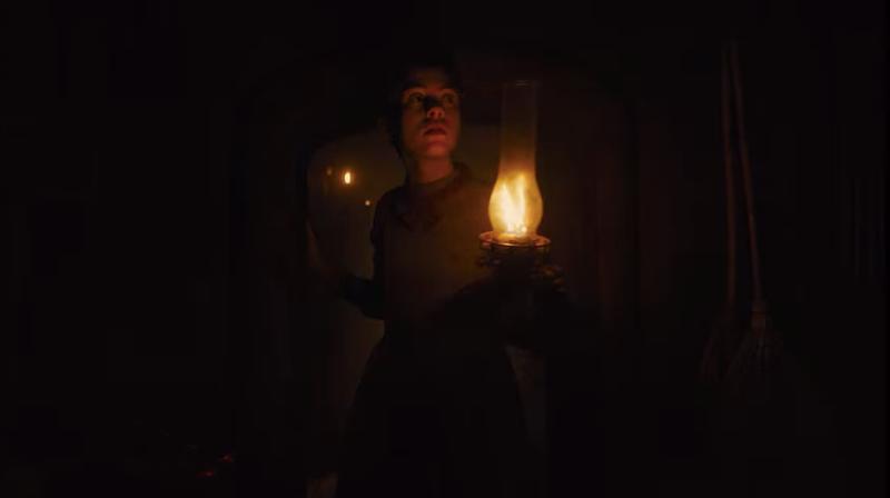 Illustration for article titled Watch an eerie trailer for Blackcoat's Daughter director Oz Perkins' Gretel & Hansel