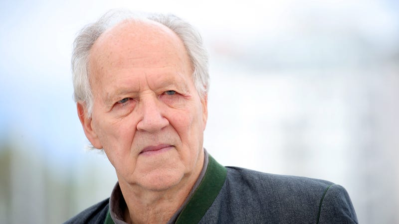 Wener Herzog at the 2019 Cannes Film Festival