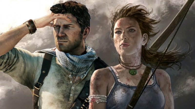 Illustration for article titled Tomb Raider vs. Uncharted: The Comparison We Had To Make