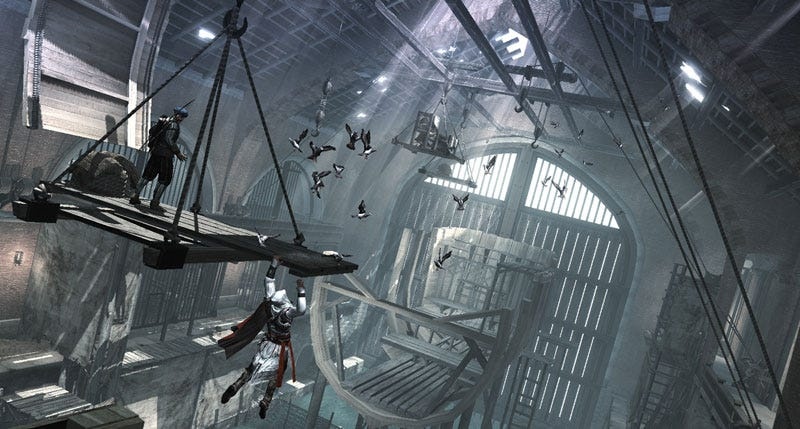 "Illustration for article titled Assassin's Creed II Kills Repetition With All-New ""Secret Missions"""