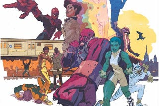 Why Mighty Avengers Is My Favorite Marvel Comic Right Now