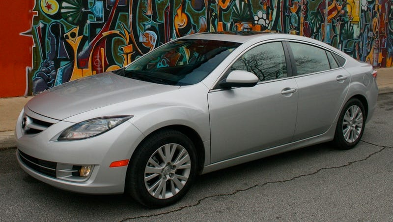 2009 Mazda6 Grand Touring First Drive