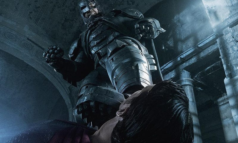 Illustration for article titled Warner Bros no acepta el desastre que fue Batman v Superman para aprender de sus errores