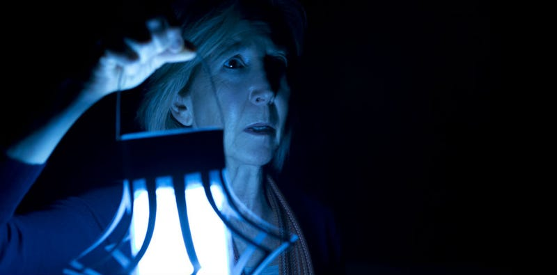 Horror icon Lin Shaye will be back for Insidious Chapter 4. Image: Universal Pictures