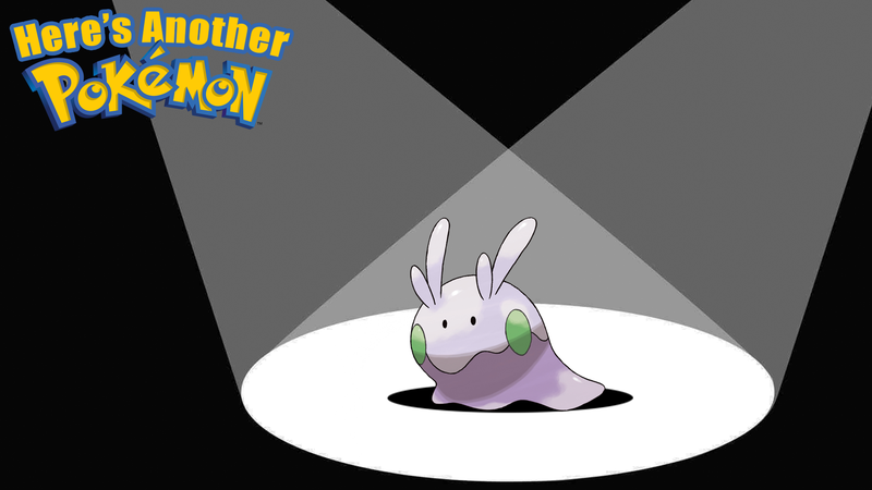 Illustration for article titled Goomy Is Just The Worst Dragon