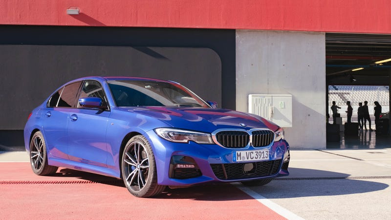The 2020 Bmw M3 Will Get A Pure 454 Hp Rear Wheel Drive Option