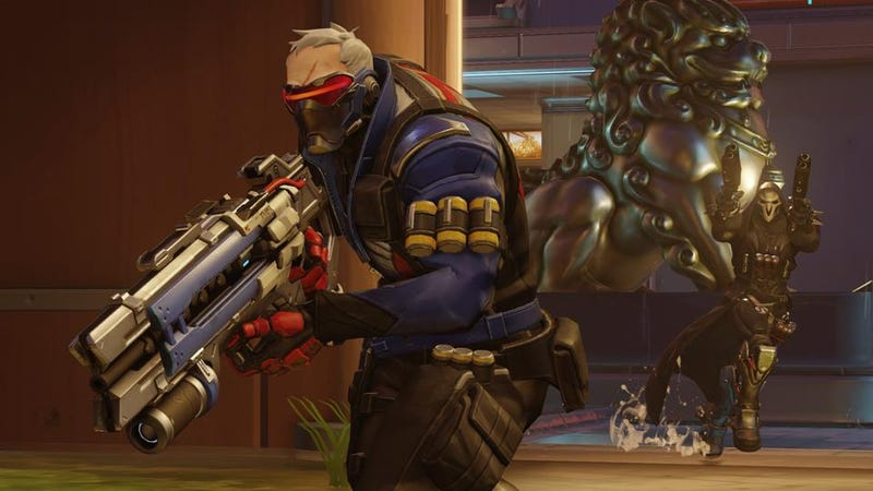 Illustration for article titled Overwatch's First Competitive Season Ends In Two Weeks