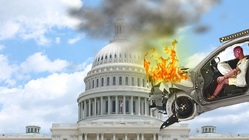 Illustration for article titled How The Government Shutdown Could Screw With Carmakers And Car Buyers