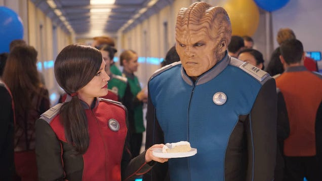 5 Things We d Like to See From The Orville Season 3 (Also: Hey Fox, Please Renew The Orville!)