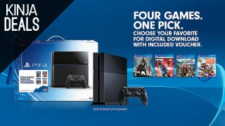 Illustration for article titled This Might Be the Best PS4 Deal We've Ever Seen